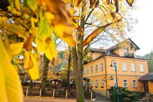 Hotel Praha Potštejn, Hotely  Potštejn - big - 37