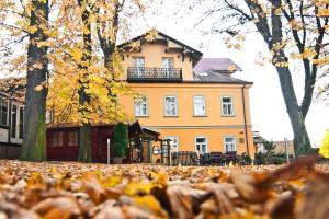 Hotel Praha Potštejn, Hotely  Potštejn - big - 39