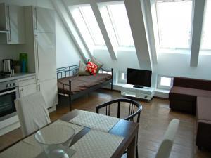 Alga Apartments am Westbahnhof, Apartmány  Viedeň - big - 8