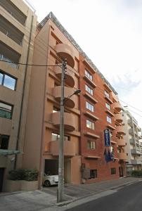 Efplias Hotel Apartments.  Foto 9