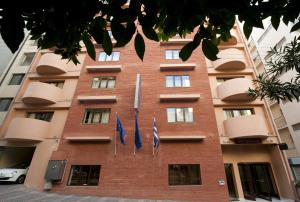 Efplias Hotel Apartments.  Foto 1