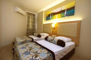 Blue Wave Suite Hotel, Hotels  Alanya - big - 6