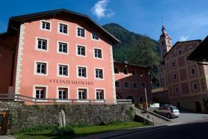Steinhauswirt - Hotel - Cadipietra / Steinhaus