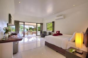 Crystal Bay Yacht Club Beach Resort, Hotely  Lamai - big - 38