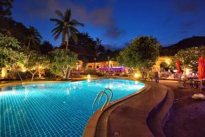 Crystal Bay Yacht Club Beach Resort, Hotely  Lamai - big - 74
