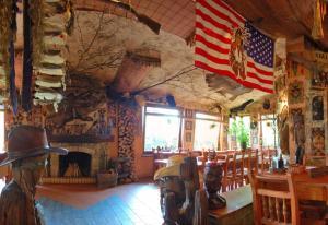 Restaurant a penzion Steak Station - Bukovina