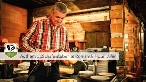 Romantik Hotel Julen Superior, Hotely  Zermatt - big - 32
