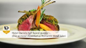 Hotel Daniela, Hotely  Zermatt - big - 45