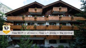 Hotel Daniela, Hotely  Zermatt - big - 50