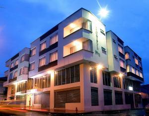 Hotel Fernando Plaza, Hotels  Pasto - big - 28