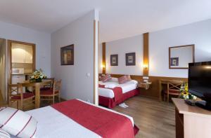 Aparto Suites Muralto, Мадрид