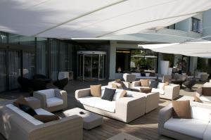 Hotel Le Palme - Premier Resort, Отели  Морской Милан - big - 50