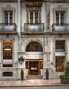 Gran Hotel España - Oviedo