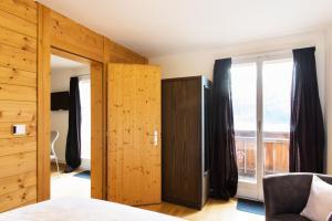Hotel Sterne, Hotels  Beatenberg - big - 10