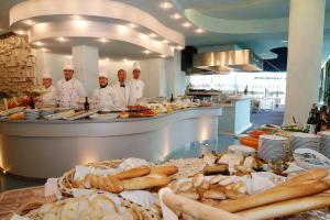 Hotel Le Palme - Premier Resort, Отели  Морской Милан - big - 53