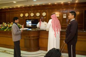 Casablanca Hotel Jeddah, Hotels  Dschidda - big - 43