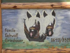 Griesbauer / Familie Gehwolf