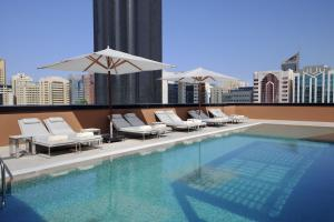 Courtyard by Marriott World Trade Centre, Abu Dhabi (5 of 29)