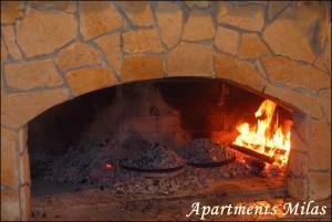 Apartments Milas, Ferienwohnungen  Trogir - big - 19