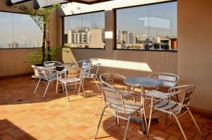 Mercure São Paulo Paraíso, Hotels  São Paulo - big - 85