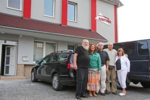 Guest House Penzión Fortuna, Гостевые дома  Tvrdošín - big - 69