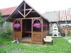 Guest House Penzión Fortuna, Гостевые дома  Tvrdošín - big - 61