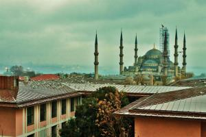 Sultanahmet Park Hotel, Hotels  Istanbul - big - 33