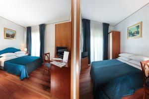 Color Metropolitan Beach Mi.Ma, Отели  Морской Милан - big - 22