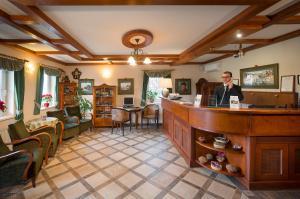 Hotel Honti, Отели  Вишеград - big - 34