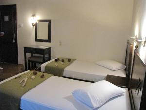 Hotel Mirovoli, Отели  Милиес - big - 30