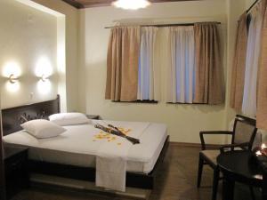 Hotel Mirovoli, Отели  Милиес - big - 36