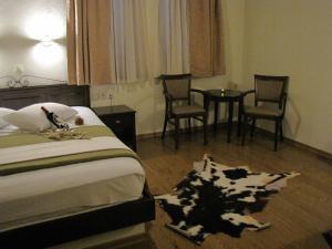 Hotel Mirovoli, Отели  Милиес - big - 39