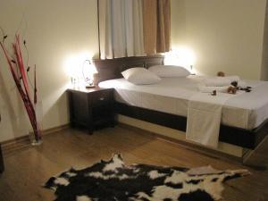 Hotel Mirovoli, Отели  Милиес - big - 31
