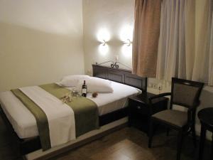 Hotel Mirovoli, Отели  Милиес - big - 25