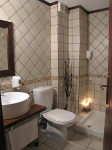 Hotel Mirovoli, Отели  Милиес - big - 8