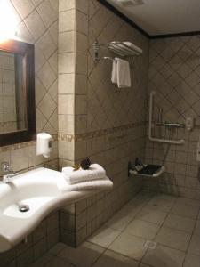 Hotel Mirovoli, Отели  Милиес - big - 9