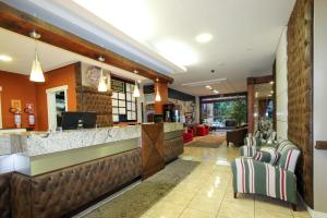 Hotel Glamour da Serra, Hotels  Gramado - big - 21