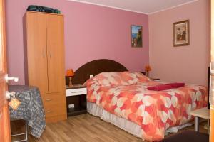 Hostal Residencia Blest Gana, Penziony – hostince  Viña del Mar - big - 13