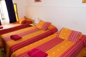 Hostal Residencia Blest Gana, Penziony – hostince  Viña del Mar - big - 8