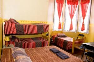 Hostal Residencia Blest Gana, Hostince  Viña del Mar - big - 46