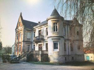 Le Château De Conde En Barrois