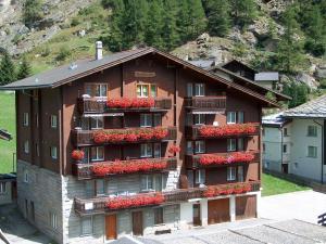Apartment Bergfreude, Ferienwohnungen  Saas-Grund - big - 1