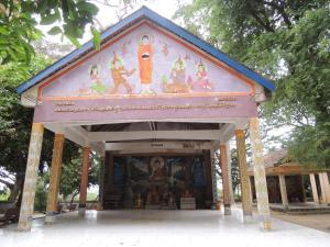 Malis Rout Guesthouse, Penzióny  Prey Veng - big - 21