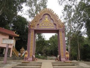 Malis Rout Guesthouse, Penzióny  Prey Veng - big - 26
