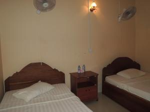 Malis Rout Guesthouse, Penzióny  Prey Veng - big - 36