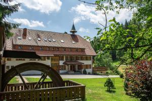 Schlüchtmühle - Grafenhausen