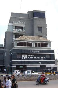 Auberges de jeunesse - Hotel Ramakrishna, Tiruvannamalai