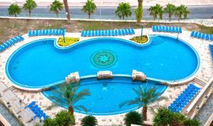 Leonardo Plaza Hotel Dead Sea, Отели  Неве-Зоар - big - 55