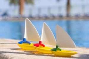 Leonardo Plaza Hotel Dead Sea, Отели  Неве-Зоар - big - 19