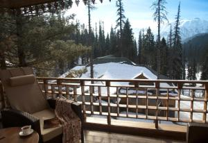 The Khyber Himalayan Resort & Spa, Üdülőtelepek  Gulmarg - big - 35